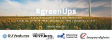 Inbjudan till #greenUps första höstmöte 31/8 tillsammans InnoEnergy