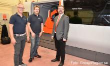 Kraftig teknikinvestering för tung fordonsindustri