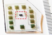 Jättekliv inom den organiska elektroniken
