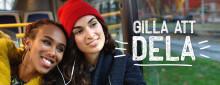 """Estrella hyllar vänskapen med """"Gilla att dela""""-kampanj"""