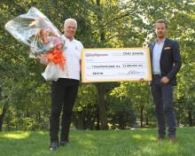 24 åring från Stockholm vann 23 miljoner kr på spel i mobilen