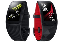 Samsungs Gear Sport, Gear Fit2 Pro og Gear IconX  - for en smart, sporty og sund livsstil