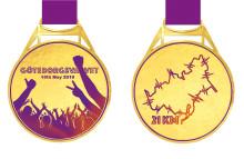 10 000 löpare röstade fram 2019 års Varvetmedalj
