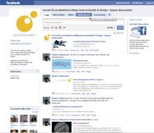 Forum för produktutveckling på Facebook