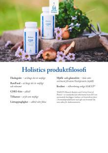 Holistics Produktfilosofi