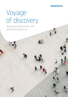 Voyage of discovery. Working towards inclusive and accessible travel for all