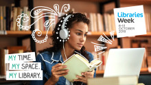 Focus on health and wellbeing during Libraries Week
