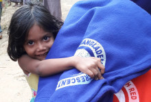 Röda Korset: Fem sätt att rädda världen i jul