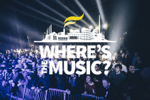 Where's the Music? fyller Norrköping med musik 2018!