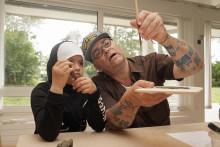 Barnens Skulpturpark håller Artist Talk på Skissernas museum