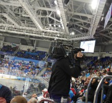 Panasonic Delivers AV Equipment to Sochi 2014 Olympic Winter Games