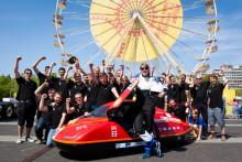 Danske ingeniørstuderende blandt verdens bedste bilbyggere
