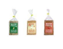 Våra glutenfria eko knäckebröd smakar nu ännu bättre