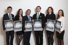 Prisregn över nytänkade studenter i Stora FM-priset