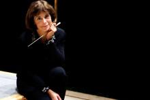 Historiskt dirigentbesök när banbrytande JoAnn Falletta gästar Umeå