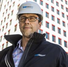 Ökat intresse hos mindre byggföretag för energieffektiv isolering