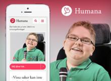Humana satsar på ökad webbnärvaro