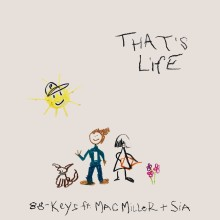 "88-Keys släpper ny singel - ""That's Life"" Feat. Mac Miller & Sia ute 20 juni"