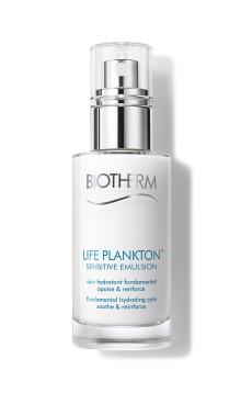 BIOTHERM LIFE PLANKTON™ SENSITIVE EMULSION - herkkää ihoa vahvistava ja rauhoittava emulsio