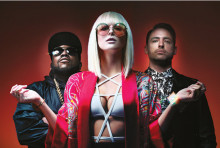 Big Boi & Indie-Pop Duo Phantogram on Their Big Grams Side Project, 'Tralien' Music and Hitting the Strip Club With Dave Chappelle