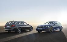 BMW presenterar nya 5- och 6-serien med mildhybridteknik samt nya plug-in hybrider