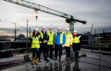 Building tourism in Dundee & Angus