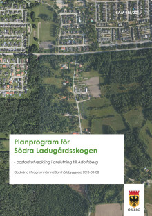 Planprogram för Södra Ladugårdsskogen