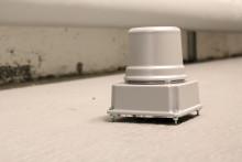 Uppkopplad sensor ger snabbare åtgärder mot radon