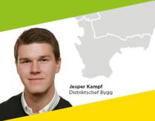Jesper Kampf - Ny Distriktschef Byggisolering i Skåne och Blekinge