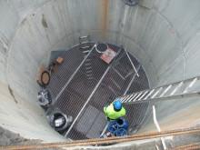 Lyckat samarbete vid nybyggnation av dagvattenstationer