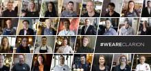 Clarion Hotel hyllar sina medarbetare i ny kampanj