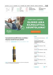 Kauppalehti 9.5.2020 Suomalaiskeksinnöllä huima markkina - älypoiju nuuskii laivojen päästöt.pdf