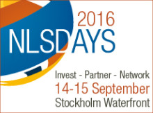 Come talk to us at the Nordic Life Science Days in Stockholm!
