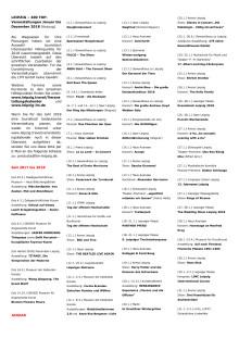 LEIPZIG: 400 TOP-Veranstaltungen 2018