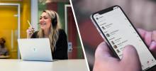 Stort intresse när svenska Telavox lanserar sin B2B-lösning internationellt under MWC i Barcelona 2019