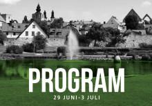 Se programmet för Business Arena Almedalen