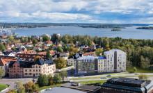 Rusning efter Riksbyggens seniorbostadsrätter på Stallhagen i Västerås