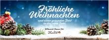 Weihnachtsgruesse vom Deutschen Gutachter & Sachverstaendigen Verband e.V.
