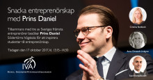 Prins Daniels Fellowship till Södertörns högskola