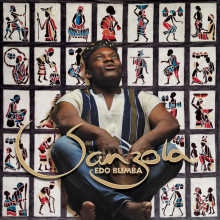 Skapande skola: Edo Bumbo gästar Lindesberg