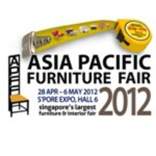 Evorich Flooring Group in Asia Pacific Furniture Fair 2012