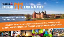 Marathongruppen tar Reebok Ragnar Relay till Sverige - Stafettlöpning runt Mälaren väntar