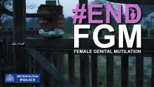 Woman convicted of female genital mutilation jailed for 11 years