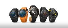 Huawei Watch 2: Smartphone, plånbok och sporttillbehör i ett