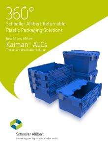 Produktblad nya 54 & 64 liters KAIMAN med integerat lock (Engelska)