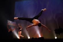 Break the Fight - I was here! vierailee Kouvolan teatterin suurella näyttämöllä 6.11.