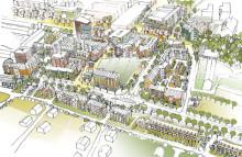Inbjudan till stadsvandning 29 jan kl 13:00 med stadsarkitekten
