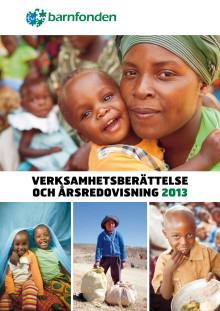 Barnfondens årsredovisning 2013