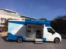 Beratungsmobil der Unabhängigen Patientenberatung kommt am 21. September nach Koblenz.