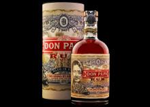 Don Papa Rum - Världens första single island rum från Filippinerna